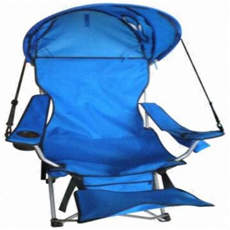 kingpin folding travel chair with canopy folding chair cing chair with canopy and