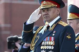 Ten interesting facts about Russian Defence Minister ...