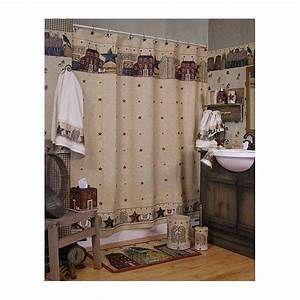 americana bathroom decor ideas for an american themed With country themed bathroom accessories