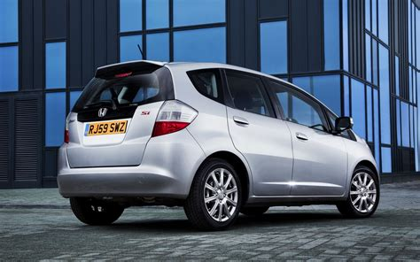 New HD Wallpapers: Auto Mobile: Honda Jazz Car Wallpapers ...