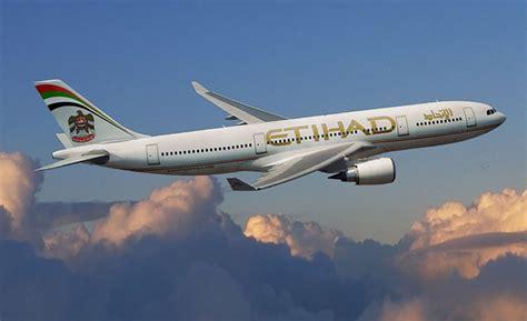 foto de Etihad Airways vem a Portugal recrutar Assistentes e