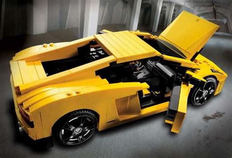luxury auto blocks lego lamborghini