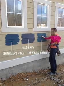 Dark Navy Blue Exterior House Paint
