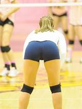 Free pictures of womans volleyball asses
