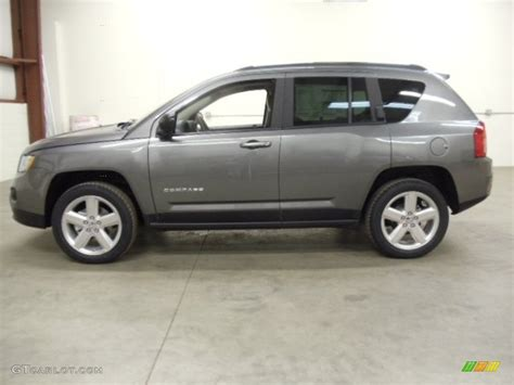 jeep gray color 2012 mineral gray metallic jeep compass limited 4x4