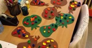 Pinterest Herbst Basteln : basteln mit krippenkindern herbst pinterest basteln herbst und basteln mit kindern ~ Orissabook.com Haus und Dekorationen