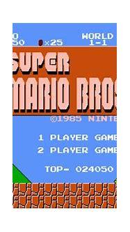 Super Mario Retro Wallpapers - Wallpaper Cave