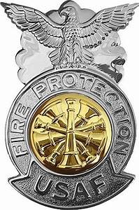 Air Force Fire Protection Badge - Wikipedia