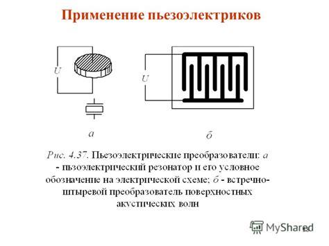 пьезоэлектрики химическая энциклопедия