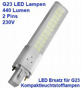 Halogen Leuchtmittel Durch Led Ersetzen : g23 led lampen g23 kompaktleuchtstofflampen led blog ~ Michelbontemps.com Haus und Dekorationen