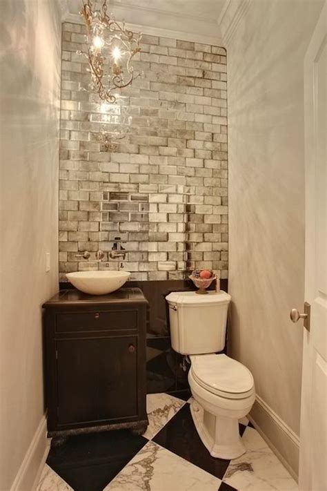 downstairs bathroom decorating ideas guest bathroom downstairs bathroom ideas gilded tile for glamour checkered floor culture scribe