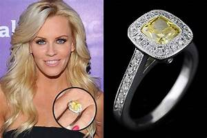celebrity engagement rings miadonna With jenny mccarthy wedding ring