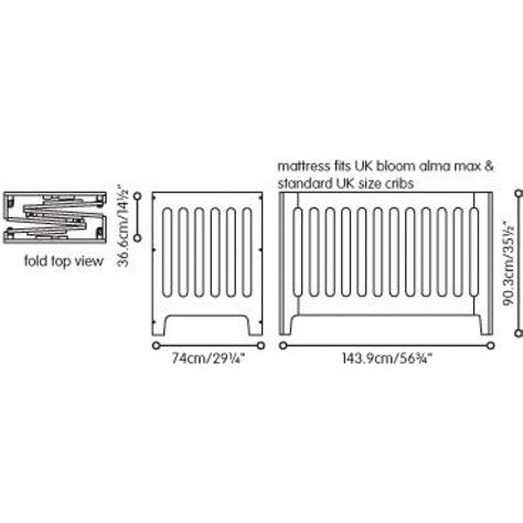 standard crib size what is the dimensions of a standard crib mattress