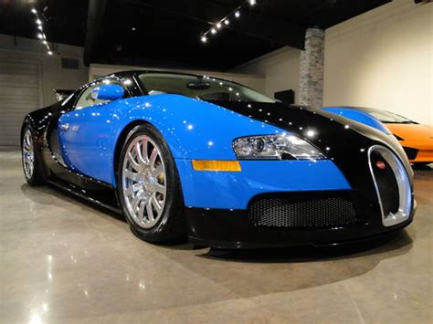 Bugatti Veyron Blue by Bugatti Veyron Blue Cool Car Wallpapers