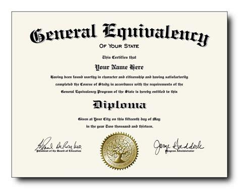 break  news   fake ged diploma certificate