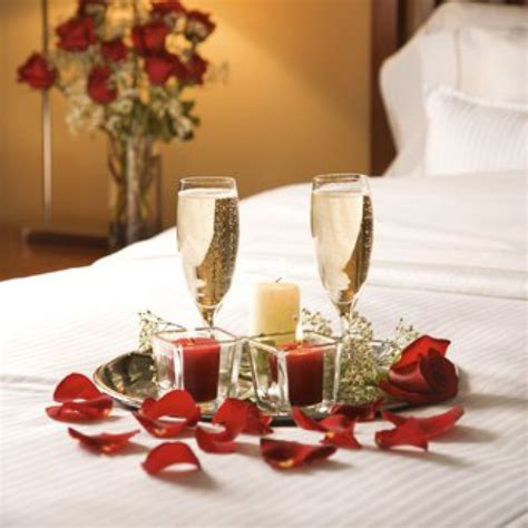 chambre d h es romantique décoration chambre pour nuit romantique