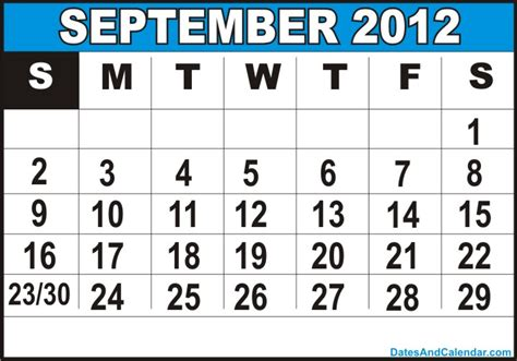 List Of Synonyms And Antonyms Of The Word September 2012