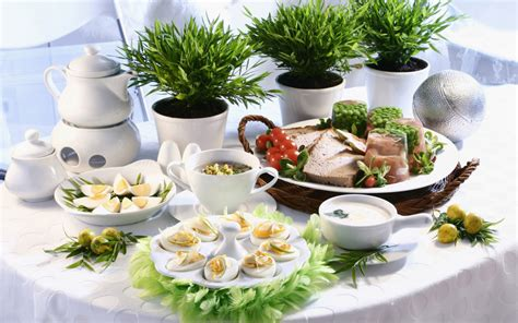 7 Easy And Beautiful Ideas For Easter Table Decorations