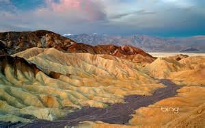 Zabriskie Point Death Valley National Park