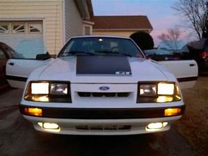 New Paint 1986 Ford Mustang Gt 5 0 T