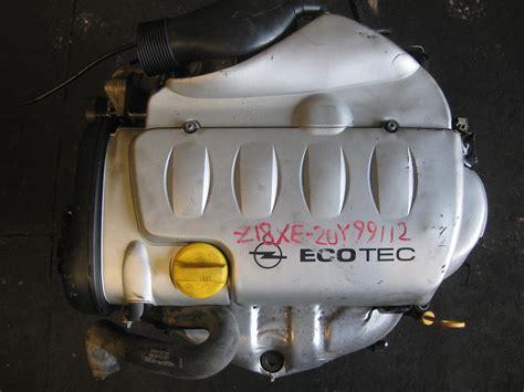 Opel Z18xe 1.8 Ecotec Zafira