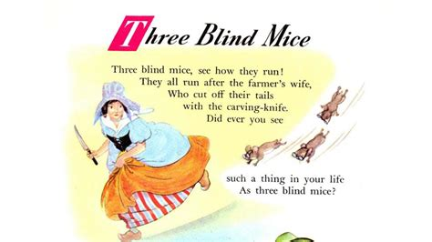 Mother Goose Nursery Rhymes Quotes