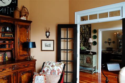 my houzz french country meets southern farmhouse style in