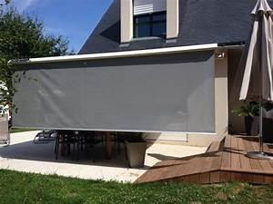 Pare Soleil Balcon : store pour terrasse best store banne demi coffre motoris ~ Edinachiropracticcenter.com Idées de Décoration
