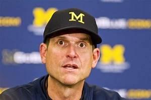 Jim Harbaugh Loses Anticipated Michigan Debut