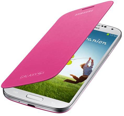 Samsung Flip Cover S4 Merah samsung galaxy s4 flip cover folio pink