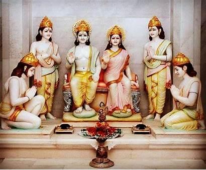 Namah Hanuman Om Shri Ram Lord Vishnu