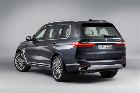 bmw x7 up and suv car magazine