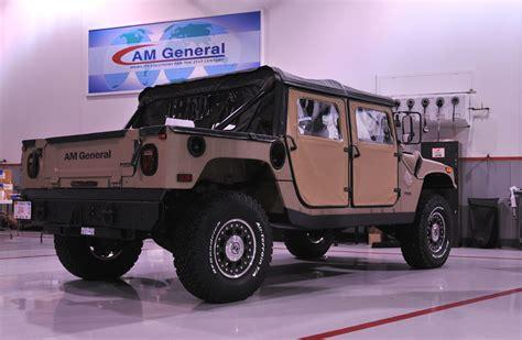 Humvee C Series Price by Am General Humvee C Series Kit Is Ready To Order Autoblog