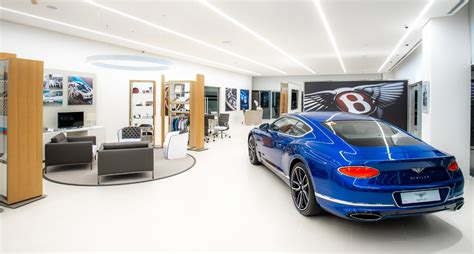Bentley Manila Formally Opens Its First Showroom