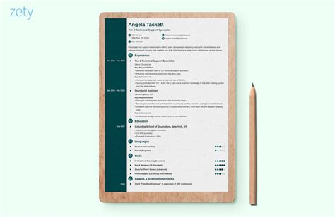 Creative Resume Templates (16+ Examples To Download & Guide