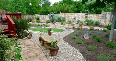 zero landscape ideas reflections on a xeriscape texas gardening backyards and front yard landscaping