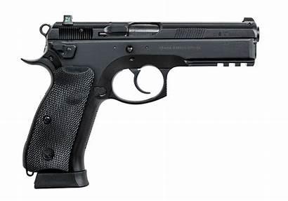 Cz Sp 75 Tactical Pistol 9mm Gun