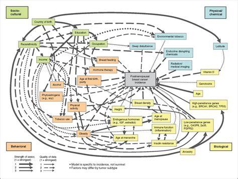 A Multilevel Model Of Postmenopausal Breast Cancer