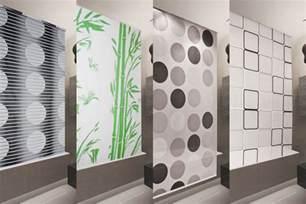 design duschvorhang duschrollo basic 7 breiten zur wahl duschvorhang schwarz grün weiss transparent ebay