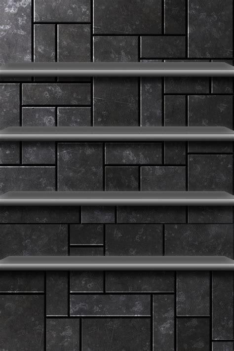 libreria iphone sfondi iphone per schermata home con effetto libreria