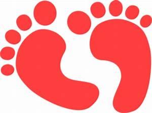 Free Clip Art Baby Feet Borders | Clipart Panda - Free ...