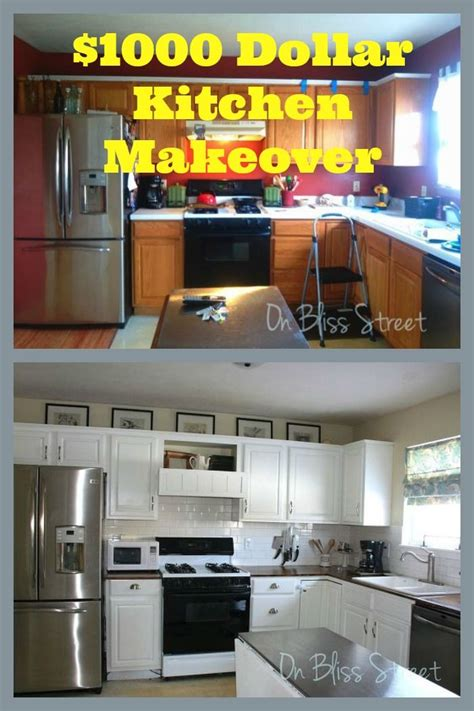 awesome kitchen transformation    diy projects diy kitchen remodel cheap