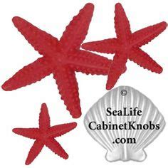 starfish cabinet knob brushed nickel 1000 images about starfish cabinet pulls on