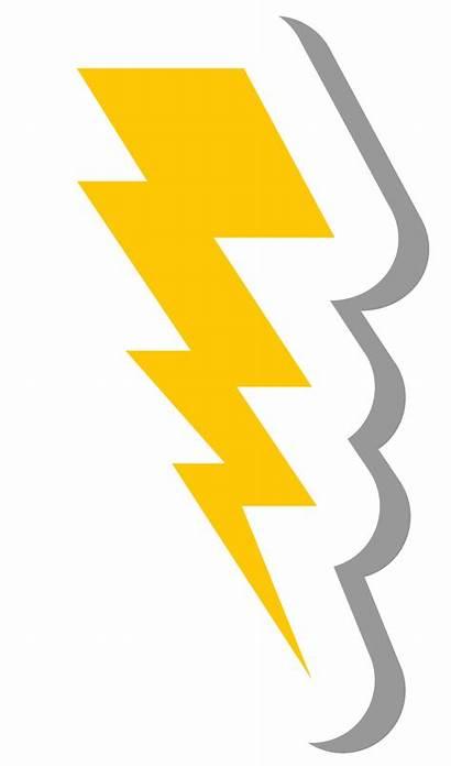 Lightning Bolt Transparent Non Keywords Related