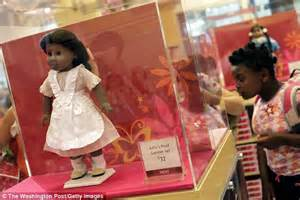american girl defends decision  discontinue  racially