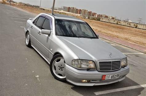 1995 mercedes w202 c36 amg c36