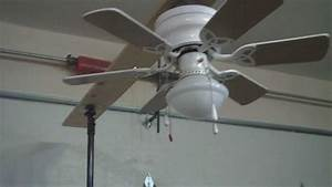 Drywall repair ceiling fan