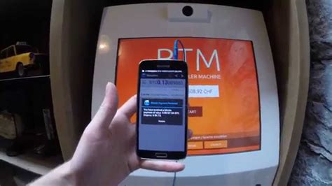 What are the fees when using a bitcoin atm? How to Use a Bitcoin ATM - YouTube