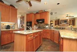 Delectable White Kitchen Cabinets Slate Floor Gallery Rajah Slate The Natural Slate CompanyThe Natural Slate Company
