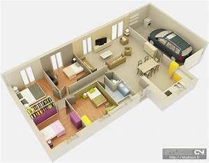 Plan De Maison 3d Facile
